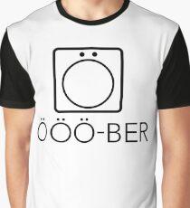 Gilmore Girls - Ooo-ber Graphic T-Shirt