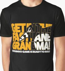 Get In the Fast Lane Graphic T-Shirt