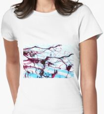 Reflections of Tree Branches in Water T-Shirt