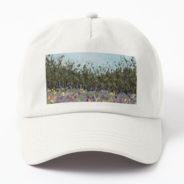 A Magical Meadow Dad Hat