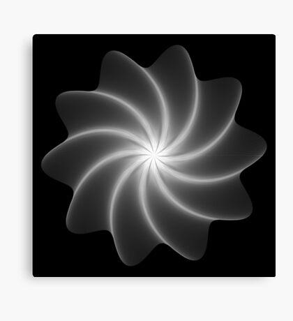 Polar Flower 003 Canvas Print