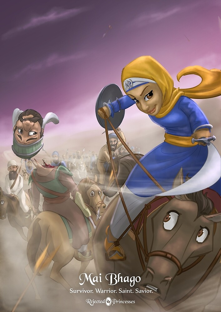 Mai Bhago - Rejected Princesses by jasonporath