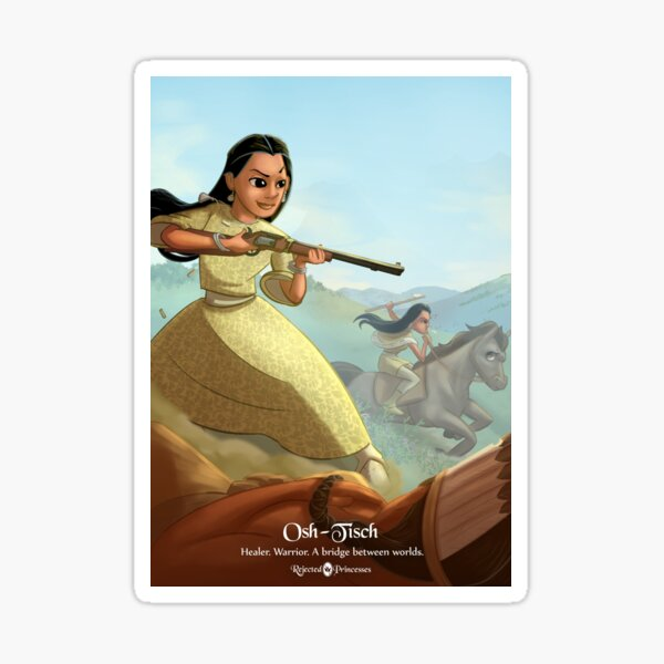 Osh-Tisch - Rejected Princesses Sticker