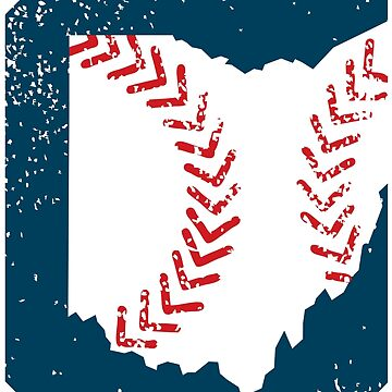 Cleveland Ohio Baseball - Sticker by pjbrick7