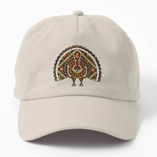 Fall Turkey Dad Hat