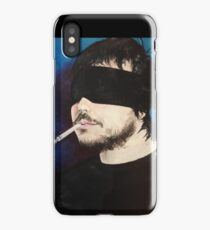 Death Spells Frank Iero iPhone Case/Skin