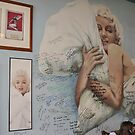 Coffee with Marilyn Monroe - Brighton by chijude