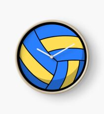 Cool and Cute Volleyball Clock