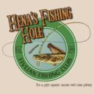 Hena's Fishing Hole by BrendanHouse