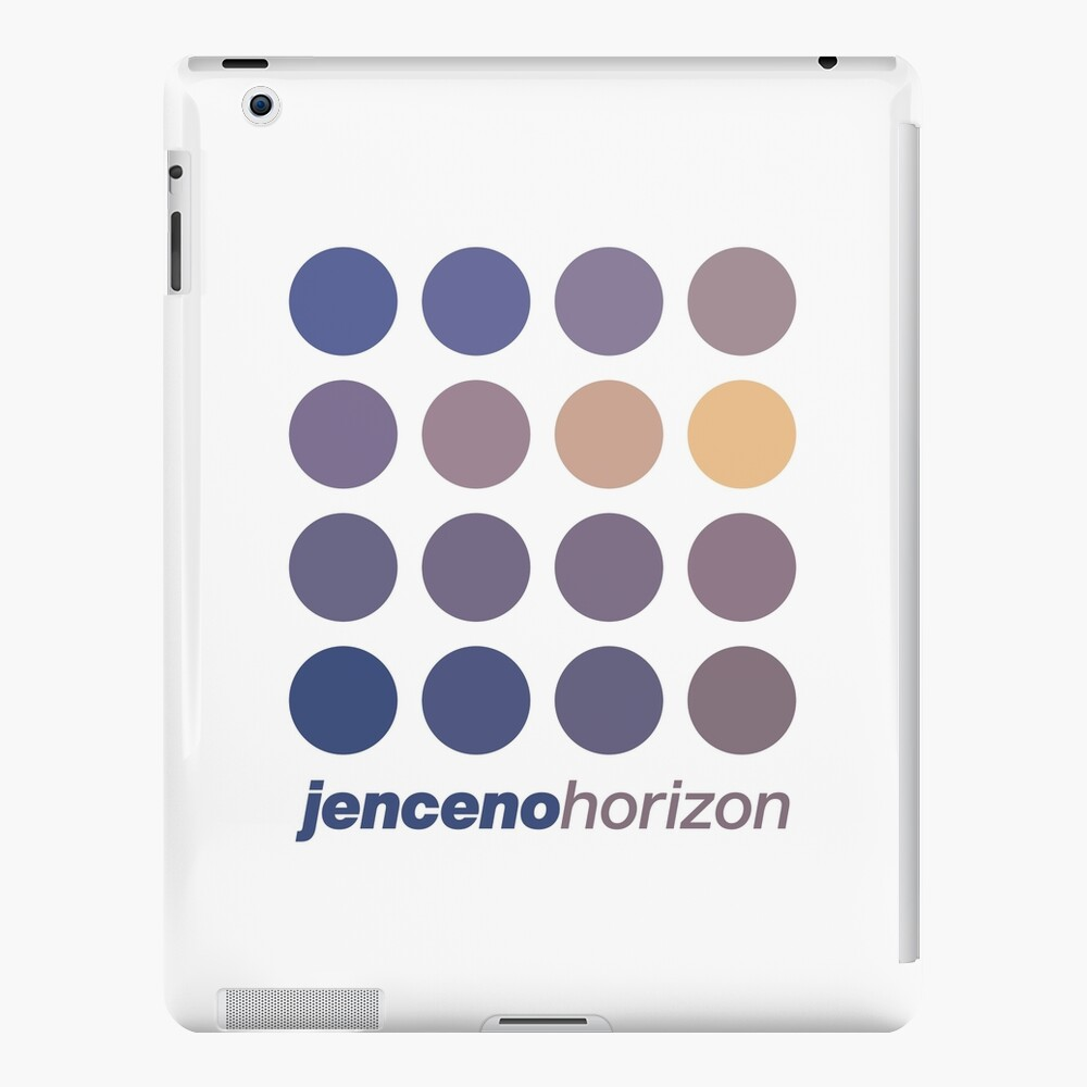 Horizont iPad-Hülle & Skin