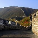 The Great Wall of China by BILL JOSEPH