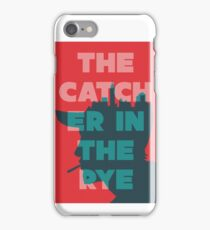 The Catcher in the rye. iPhone Case/Skin