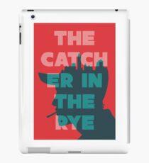 The Catcher in the rye. iPad Case/Skin