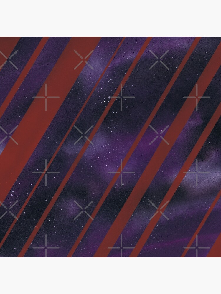 Linear Galaxy Circle Abstract Artwork by that5280lady