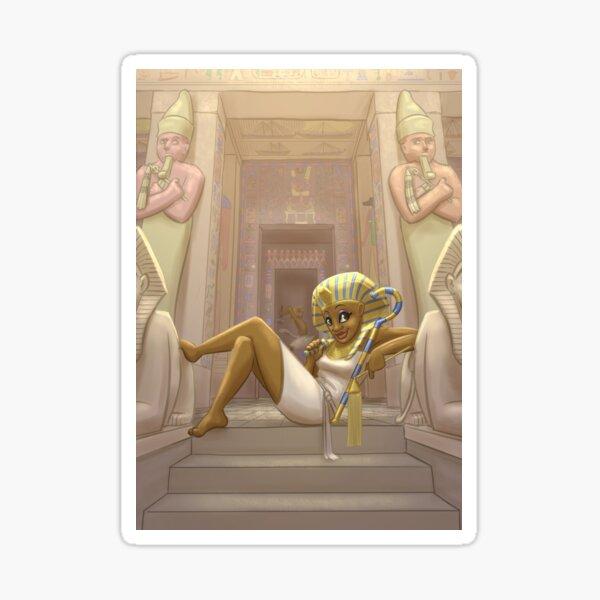 Hatshepsut - Rejected Princesses Sticker