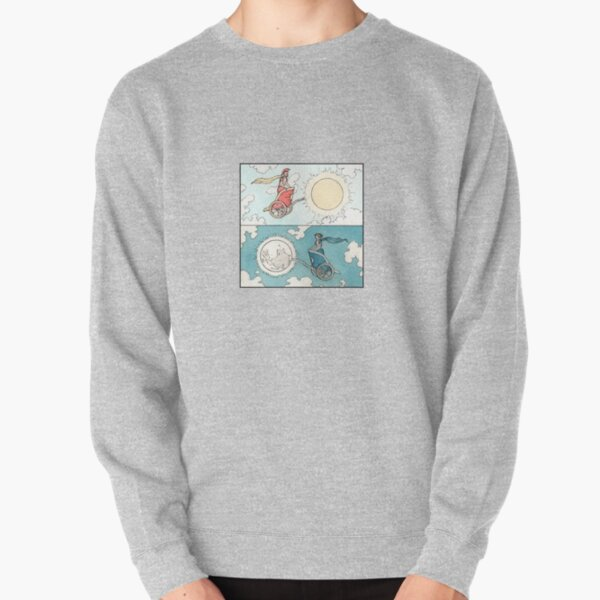 Chariots of the Sun and Moon Pullover Sweatshirt