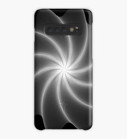 Polar Flower 003 Case/Skin for Samsung Galaxy