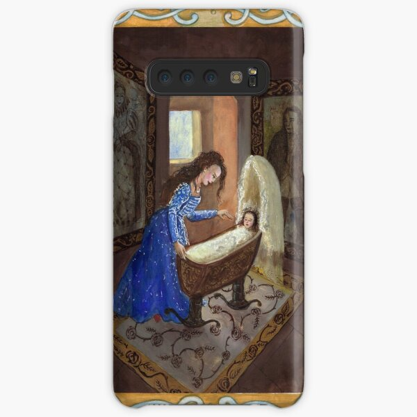 Selkie mother and baby Samsung Galaxy Snap Case