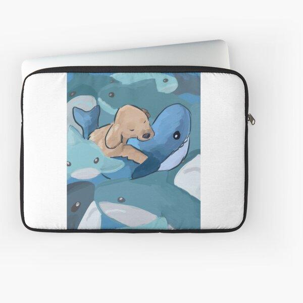 sleepy sharks Laptop Sleeve