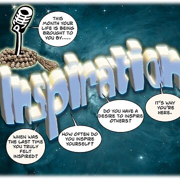 This Month's Sponsor - Inspiration by Paulreynolds