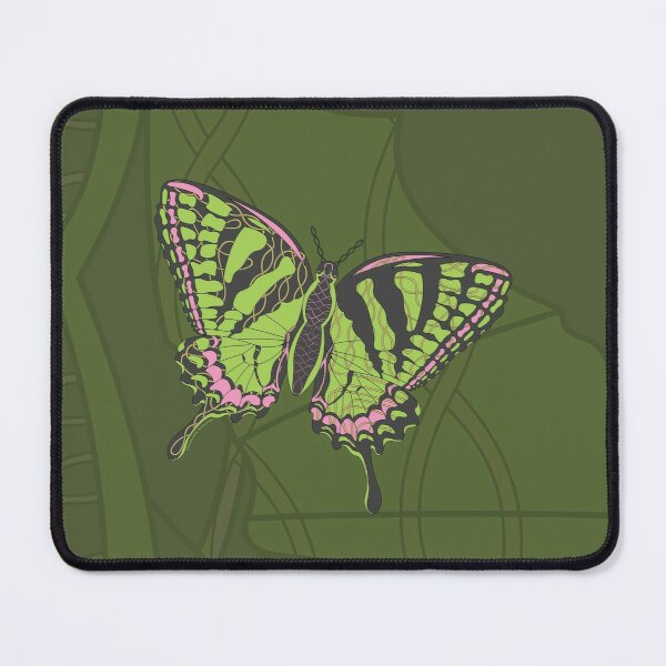 Celtic Swallowtail Mouse Pad