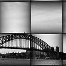 Sydney Harbour Bridge  by DeeCl