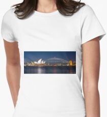 Sydney Icons Womens Fitted T-Shirt