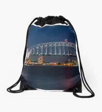 Sydney Icons Drawstring Bag