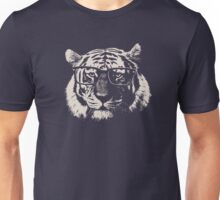 Hipster Tiger With Glasses Unisex T-Shirt