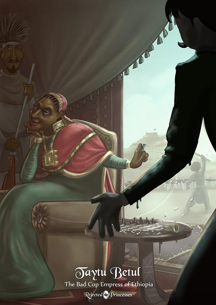 Taytu Betul - Rejected Princesses by jasonporath