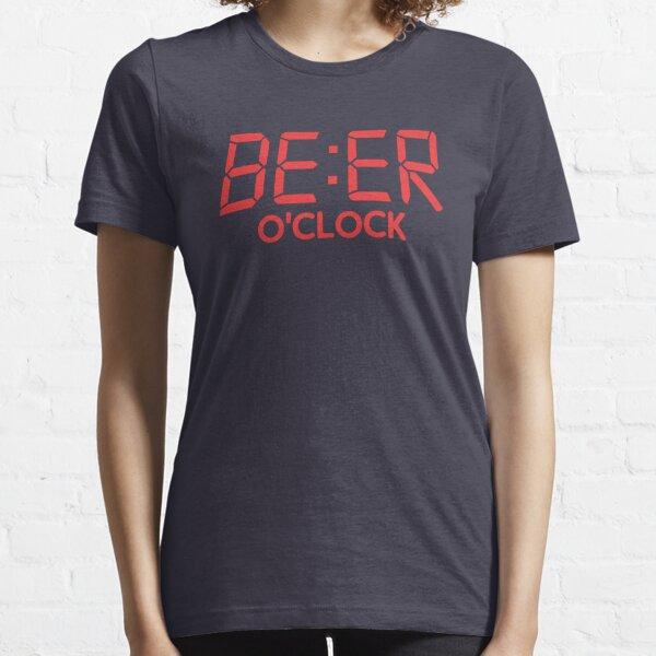 Beer O'Clock Essential T-Shirt