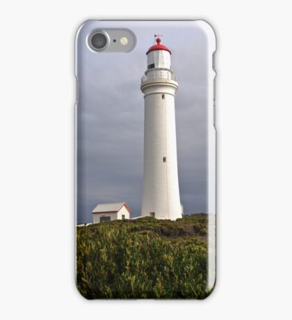 Cape Nelson Lighthouse iPhone Case/Skin