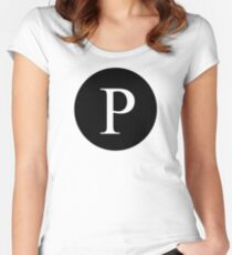 Rho Women's Fitted Scoop T-Shirt