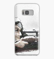 Lyudmila Pavlichenko - Rejected Princesses Samsung Galaxy Case/Skin