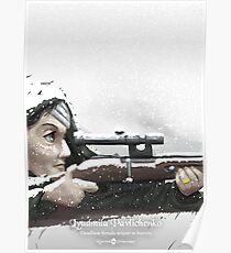 Lyudmila Pavlichenko - Rejected Princesses Poster