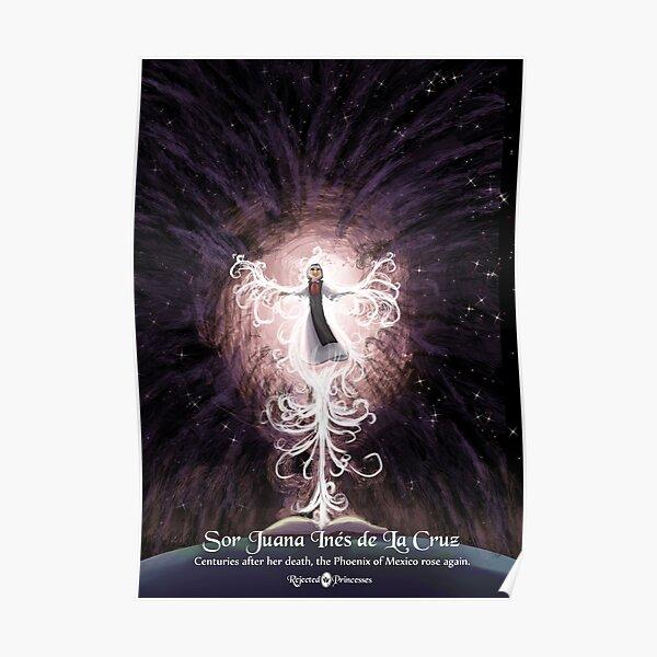 Sor Juana Inés de La Cruz - Rejected Princesses Poster