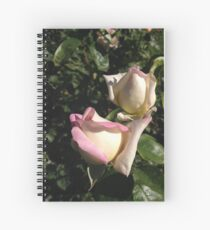 A Couple of Buds Spiral Notebook