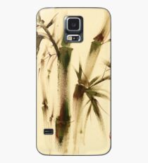 """Awareness"" Sumi-e bamboo painting on paper Case/Skin for Samsung Galaxy"
