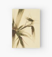 """""""Awareness"""" Sumi-e bamboo painting on paper Hardcover Journal"""