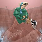 Mary Anning - Rejected Princesses by jasonporath