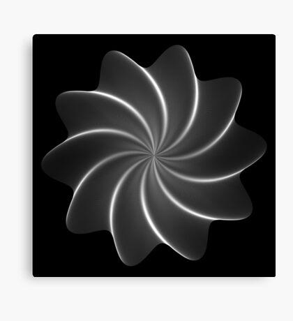 Polar Flower 005 Canvas Print