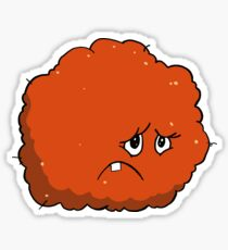 Meatwad Sticker