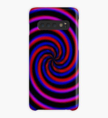 Polar Flower 007 Case/Skin for Samsung Galaxy