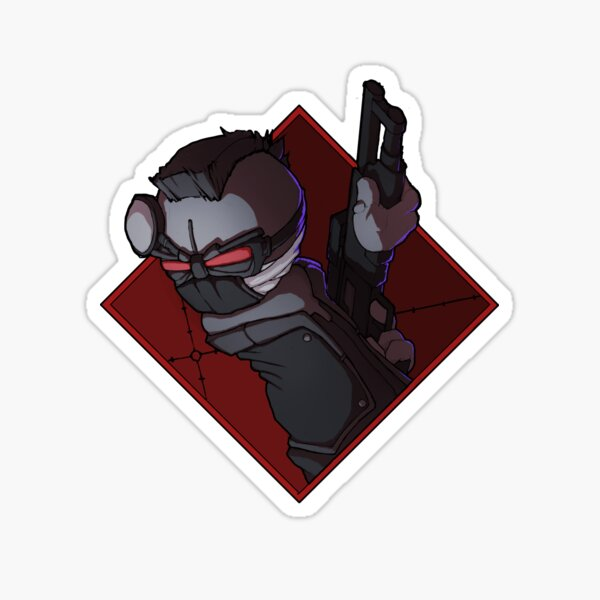 2BDamned, or Doc Sticker