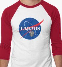 Tardis NASA T Shirt Parody Dr Dalek Who Doctor Space Time BBC Tenth Police Box T-Shirt