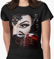 Once Upon A Time S6 Womens Fitted T-Shirt