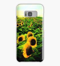 The Sunflower Samsung Galaxy Case/Skin
