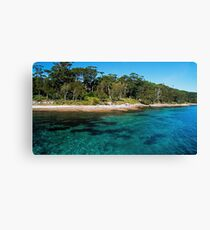 Murrays Beach  Canvas Print