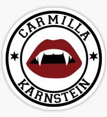 Carmilla Karnstein Sticker