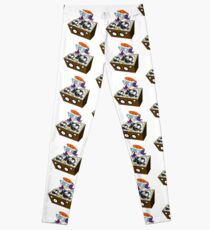 Dj Dexter Leggings